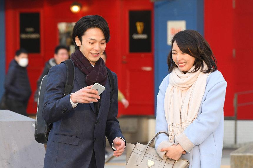 『美人が婚活してみたら』 ©2018吉本興行