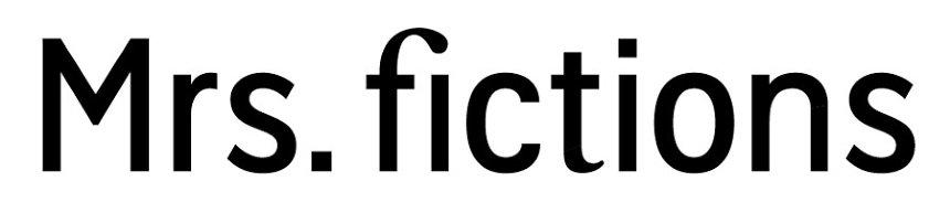 Mrs.fictions ロゴ