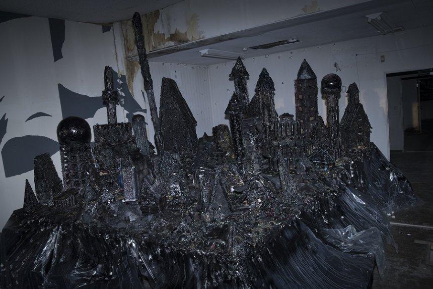 志賀理江子『ヒューマン・スプリング』2018年 作家蔵 発色現像方式印画 ©Lieko Shiga