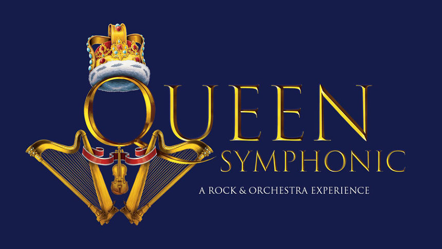 『QUEEN SYMPHONIC -A ROCK & ORCHESTRA EXPERIENCE-』ビジュアル