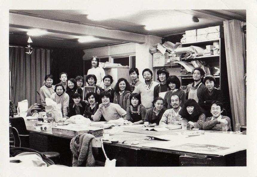 1980年代の美学校