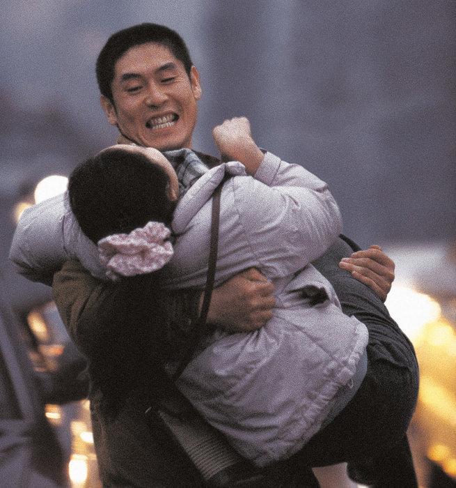 『オアシス』 ©2002 Cineclick Asia All Rights Reserved.