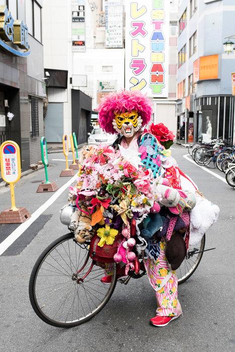 『新宿タイガー』 ©「新宿タイガー」の映画を作る会