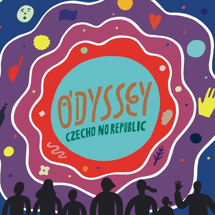 Czecho No Republic『Odyssey』ジャケット