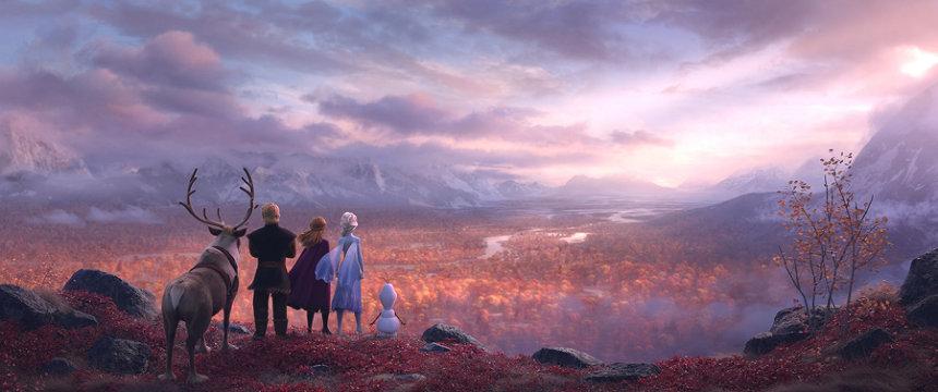 『アナと雪の女王2』 ©2019 Disney. All Rights Reserved.