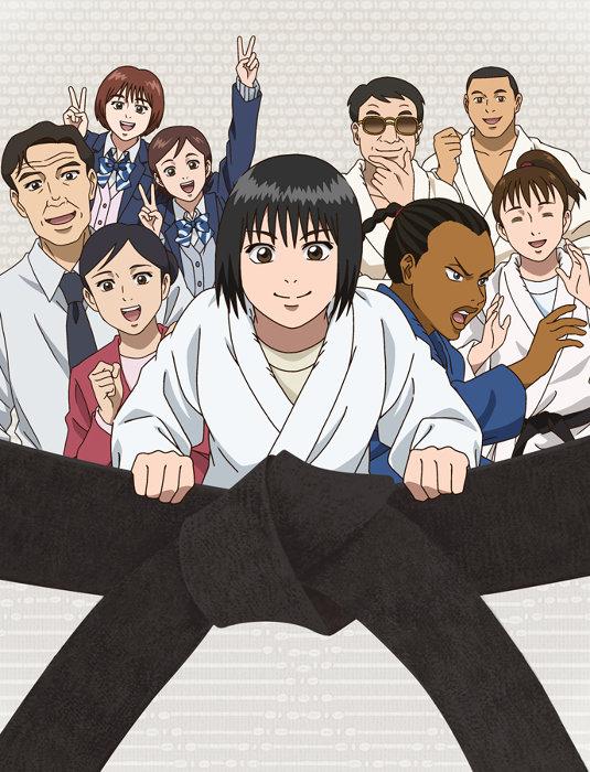 『アニ×パラ~あなたのヒーローは誰ですか~』ビジュアル  ©河合克敏/NHK