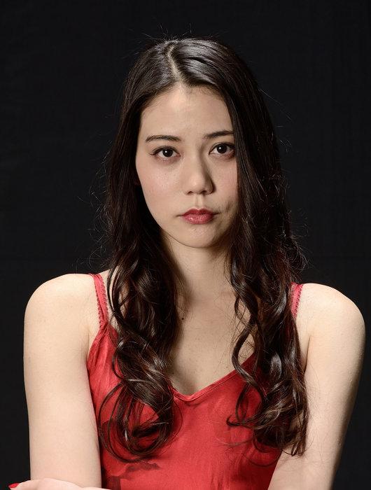 ゆかり役を演じる松山愛里 ©2019「殺人鬼を飼う女」製作委員会