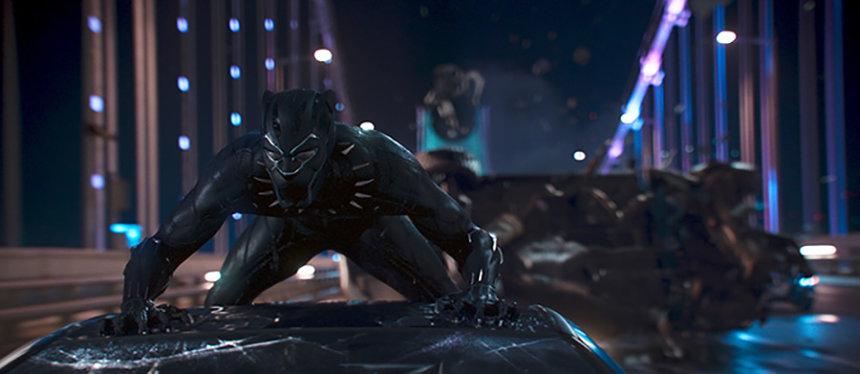 『ブラックパンサー』 ©Marvel Studios 2018