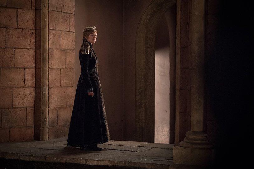 『ゲーム・オブ・スローンズ』 Lena Headey as Cersei Lannister - Photo Helen SloanHBO