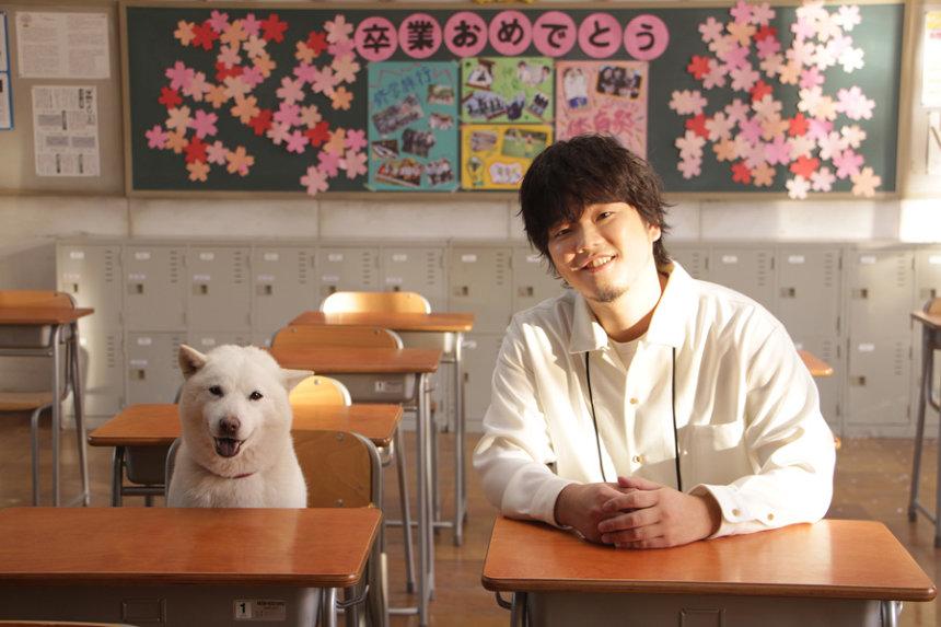 ウェブ動画「秦 基博|SoftBank WEB MOVIE『卒業』篇」