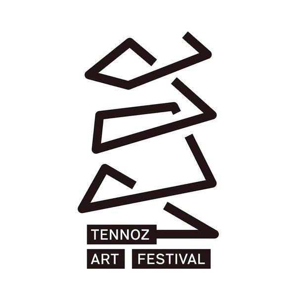 『TENNOZ ART FESTIVAL 2019』ロゴ