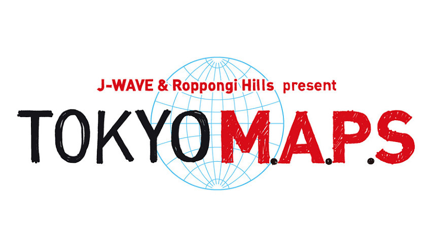 『TOKYO M.A.P.S』ロゴ