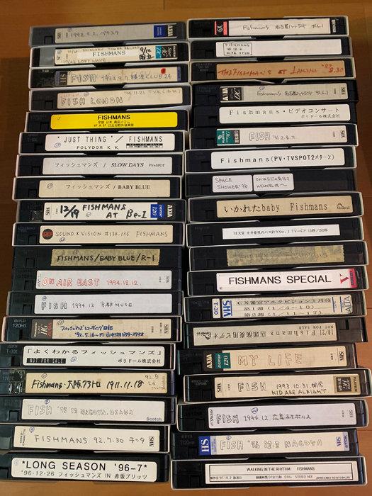 坂井利帆所蔵のビデオテープ