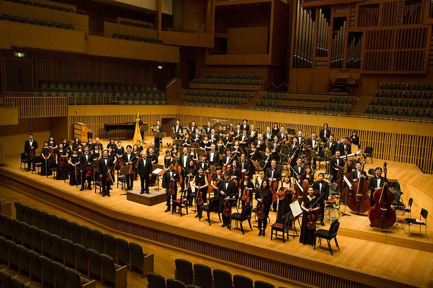 京都市交響楽団 ©伊藤菜々子