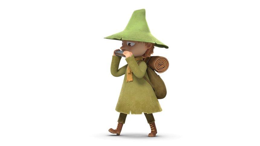 スナフキン ©Moomin Characters TM ©Gutsy Animations 2019