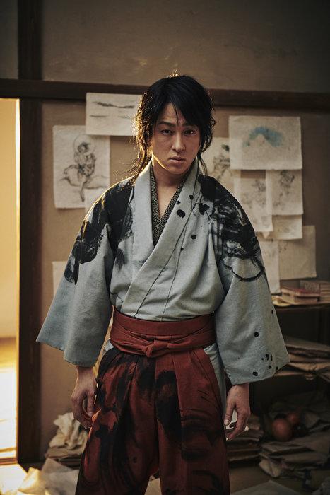 関ジャニ∞横山裕が葛飾北斎役で主演、舞台『北齋漫畫』6月上演