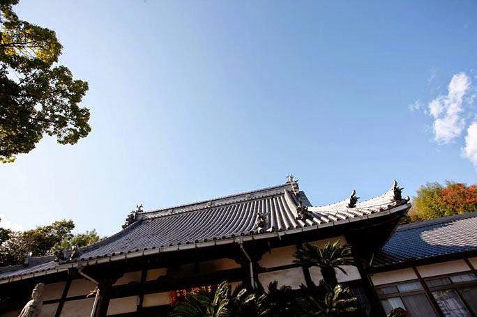 禅興寺外観