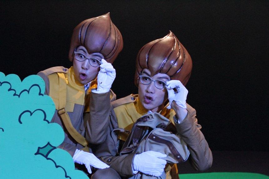 『劇場版パタリロ!』 ©魔夜峰央・白泉社/劇場版「パタリロ!」製作委員会2019