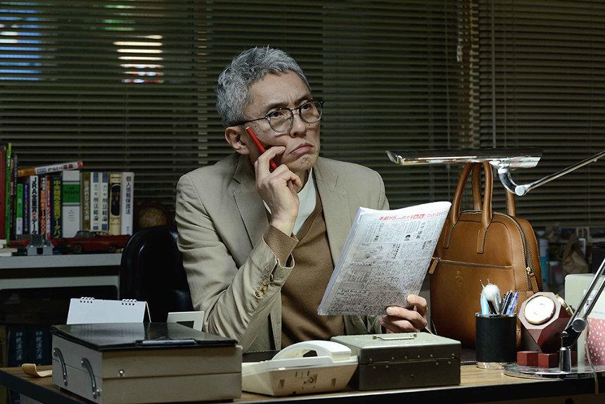 『連続ドラマW 悪党 ~加害者追跡調査~』