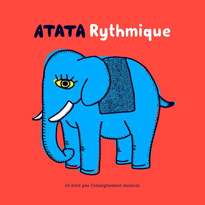 ATATA『Rythmique』ジャケット