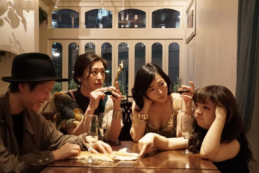 芸能界を貪欲さと戦略で生き抜く女性たち、江本純子の新作舞台『ドレス』