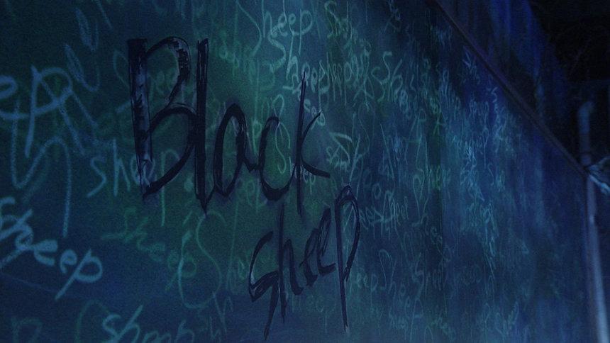 """欅坂46""""黒い羊""""より"""
