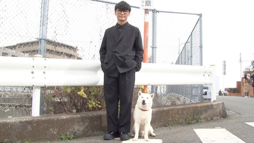 ソフトバンク新テレビCM「速度制限マン」篇オフショット