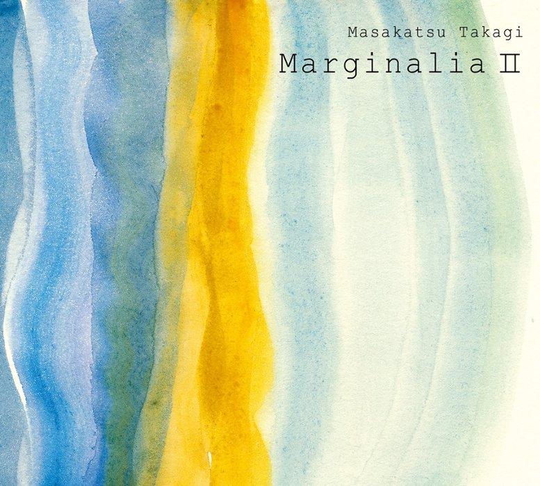 高木正勝『Marginalia II』ジャケット