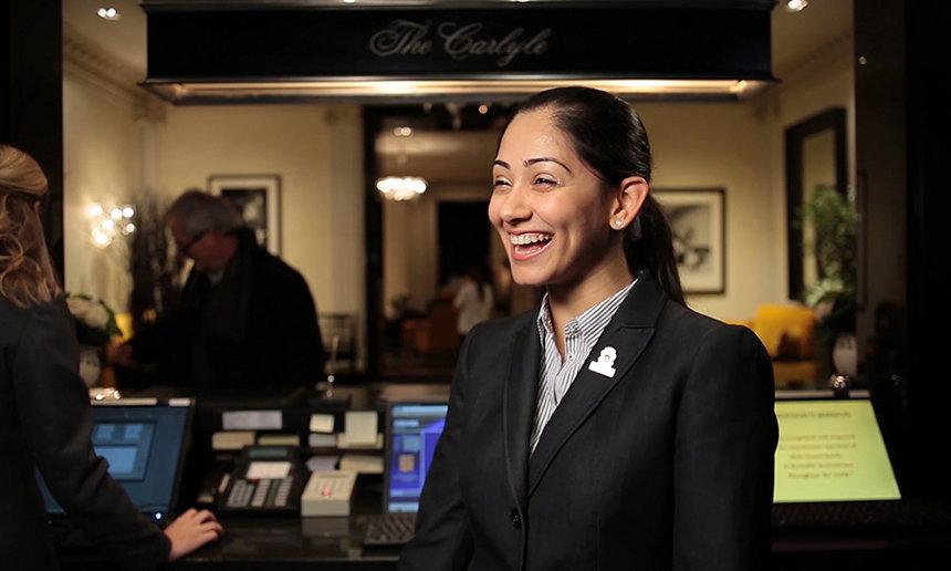 『カーライル ニューヨークが恋したホテル』©2018 DOCFILM4THECARLYLE LLC. ALL RIGHTS RESERVED.
