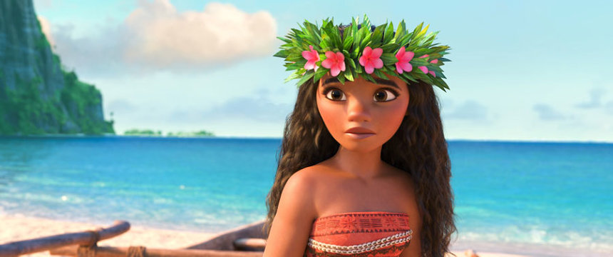『モアナと伝説の海』 ©2019 Disney