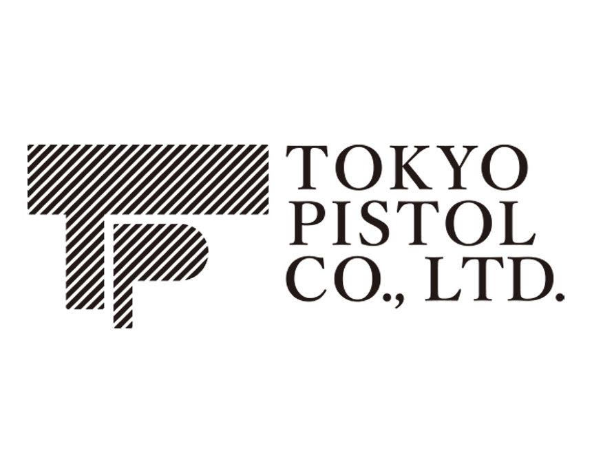 東京ピストルロゴ