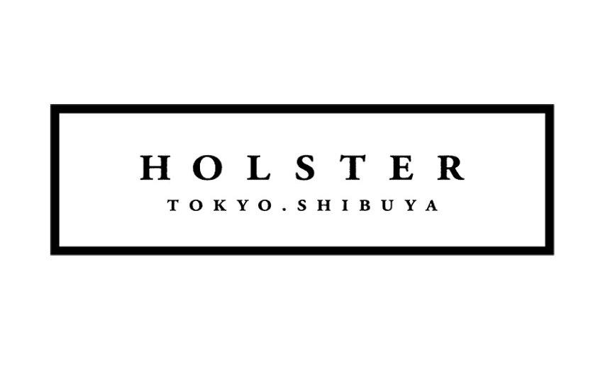 HOLSTERロゴ