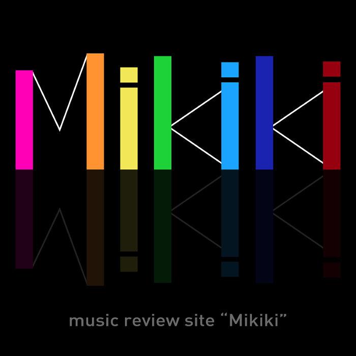 ミュージックレビューサイト「Mikiki」ロゴ