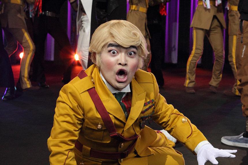 『劇場版パタリロ!』 ©魔夜峰央・白泉社/劇場版「パタリロ!」製作委員会 2019