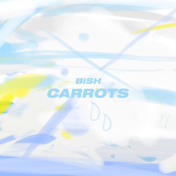 BiSH『CARROTS』ジャケット