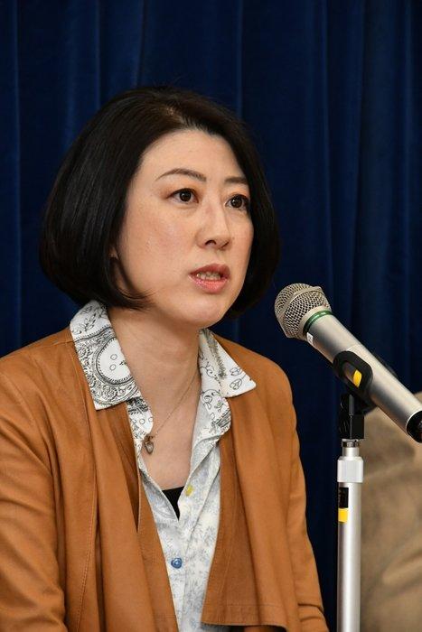 野木亜紀子 ©東京ニュース通信社