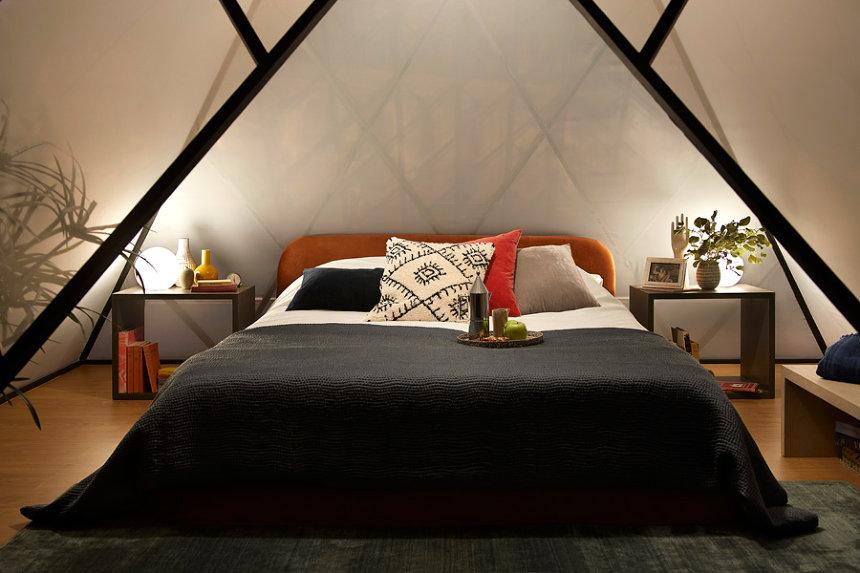 Airbnb×ルーヴル美術館コラボビジュアル Photo: Julian Abrams
