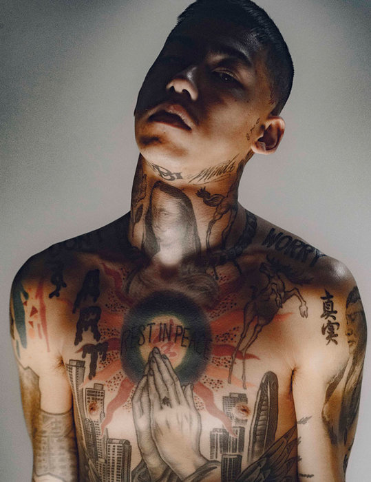 KOHH photography Toki ©i-D Japan 2019