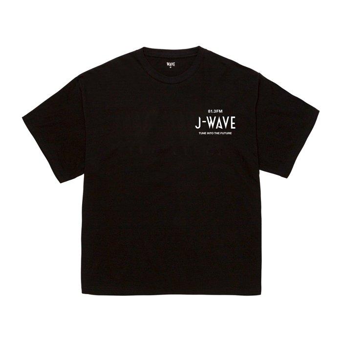 WAVE×J-WAVEコラボTシャツ
