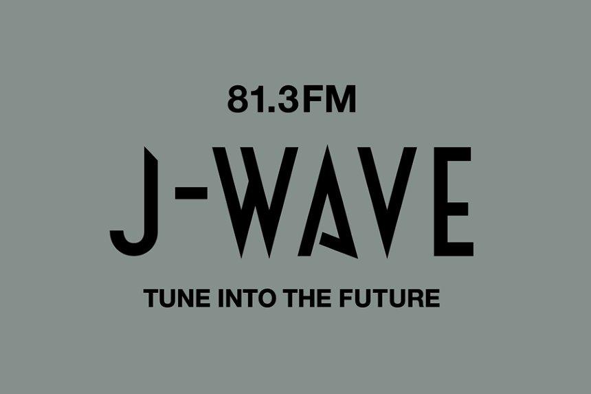 WAVE×J-WAVEコラボビジュアル