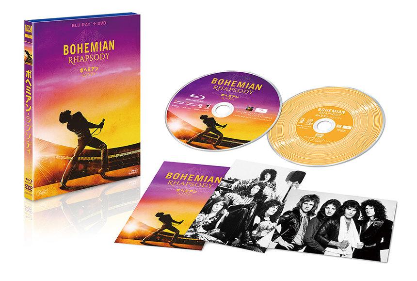 『ボヘミアン・ラプソディ』Blu-ray