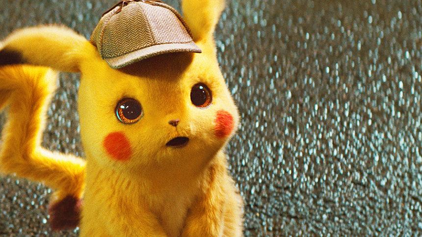 『名探偵ピカチュウ』 ©2019 Legendary and Warner Bros. Entertainment, Inc. All Rights Reserved. ©2019 Pokémon.