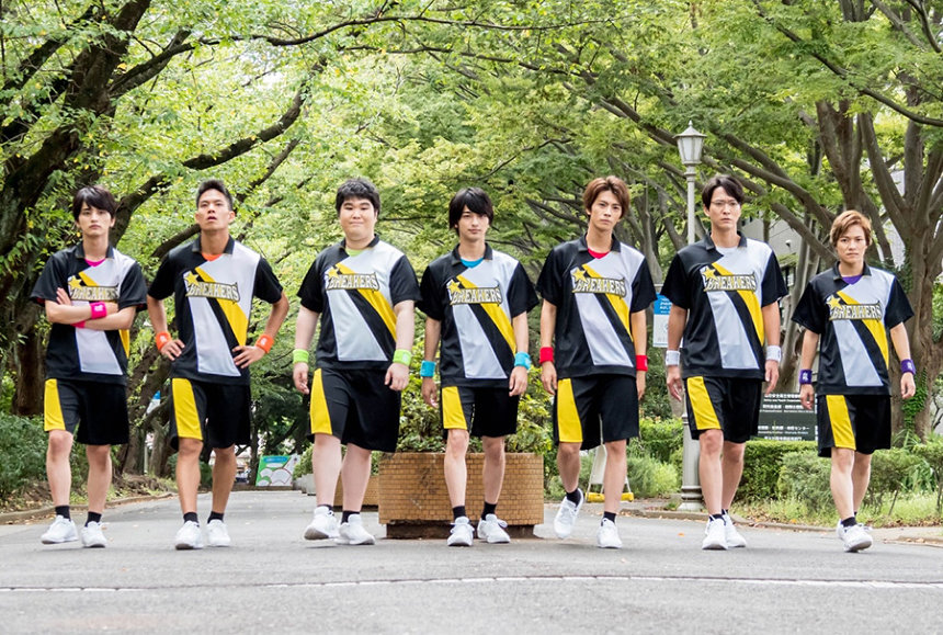 『チア男子!!』 ©朝井リョウ/集英社・LET'S GO BREAKERS PROJECT