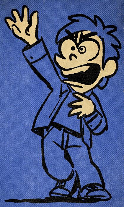 裏沢直人ビジュアル ©漫画みたいにいかない。製作委員会