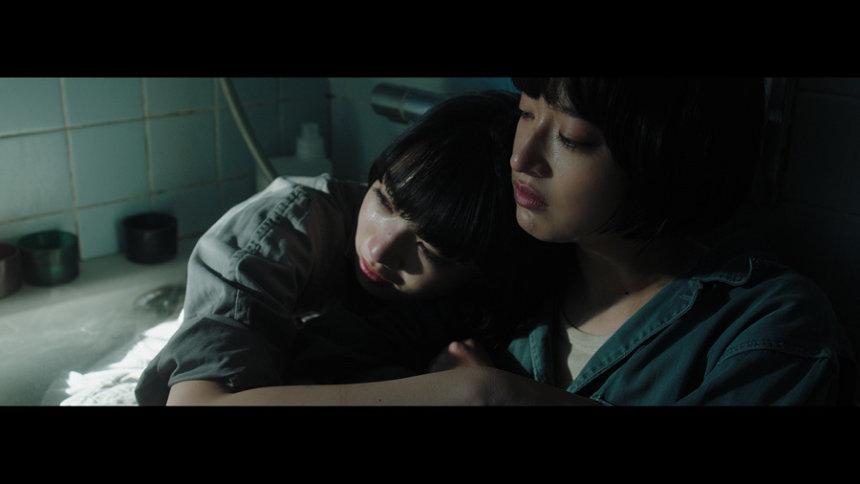 """ハルレオ""""さよならくちびる""""PVより"""