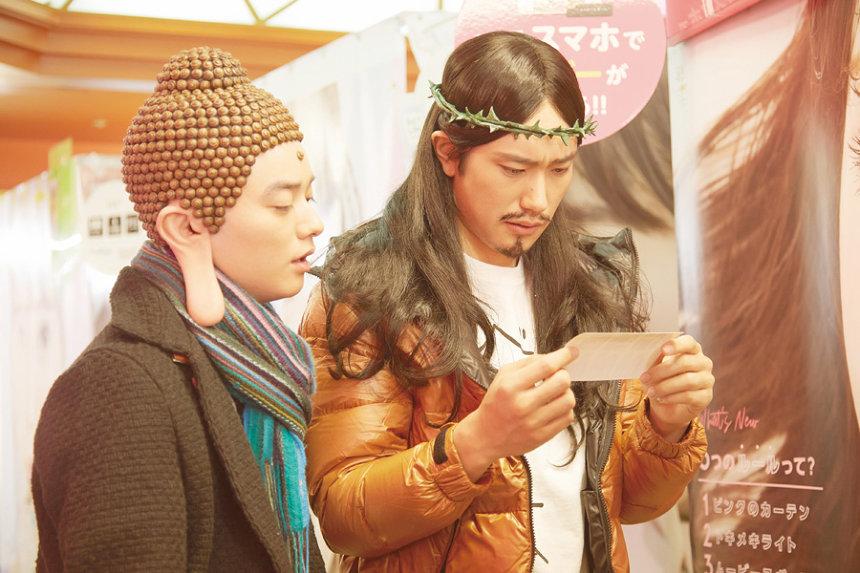『聖☆おにいさん 第II紀』 ©中村 光・講談社/パンチとロン毛 製作委員会