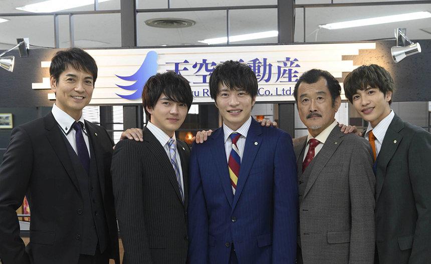 劇場版『おっさんずラブ』新キャストに沢村一樹&志尊淳
