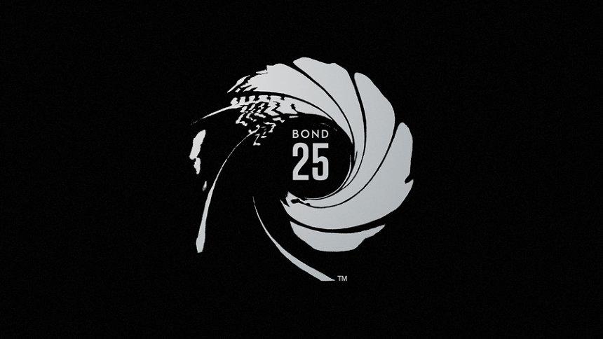 『BOND 25(仮題)』ロゴ