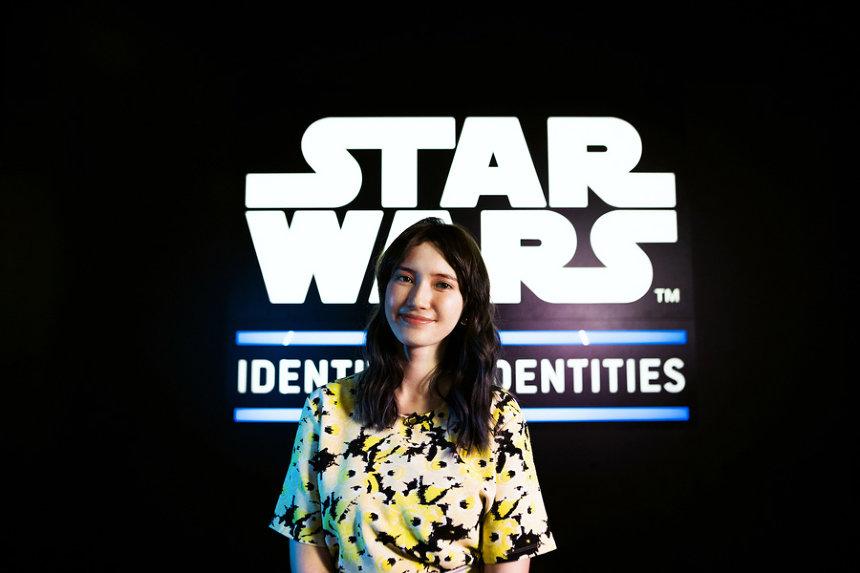 市川紗椰 ©& TM 2019 Lucasfilm Ltd. All rights reserved. Used under authorization. 20190426-starwars