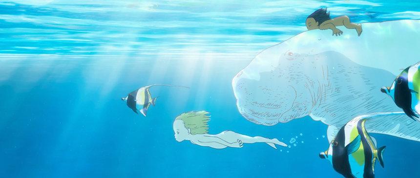 『海獣の子供』 ©2019 五十嵐大介・小学館/「海獣の子供」製作委員会
